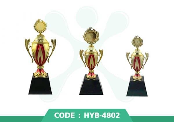 HYB 4802 ปก - รับผลิตเหรียญรางวัล โล่รางวัล ถ้วยรางวัล