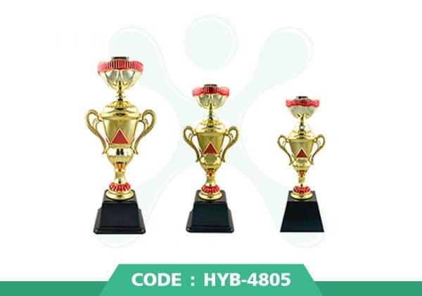 HYB 4805 ปก - รับผลิตเหรียญรางวัล โล่รางวัล ถ้วยรางวัล