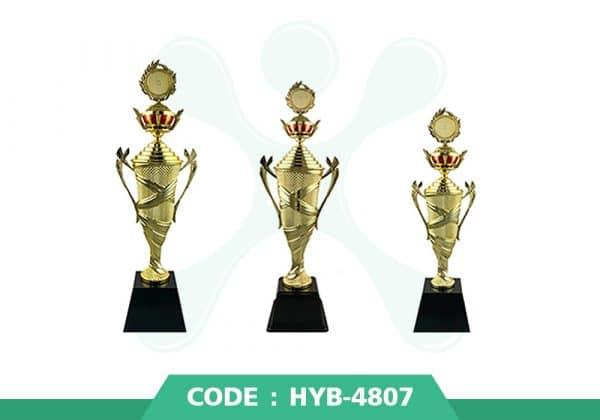 HYB 4807 ปก - รับผลิตเหรียญรางวัล โล่รางวัล ถ้วยรางวัล