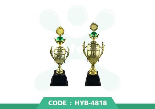 HYB 4818 ปก - รับผลิตเหรียญรางวัล โล่รางวัล ถ้วยรางวัล