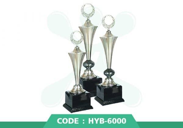 HYB 6000 ปก - รับผลิตเหรียญรางวัล โล่รางวัล ถ้วยรางวัล