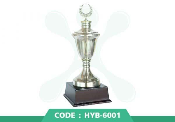 HYB 6001 ปก - รับผลิตเหรียญรางวัล โล่รางวัล ถ้วยรางวัล