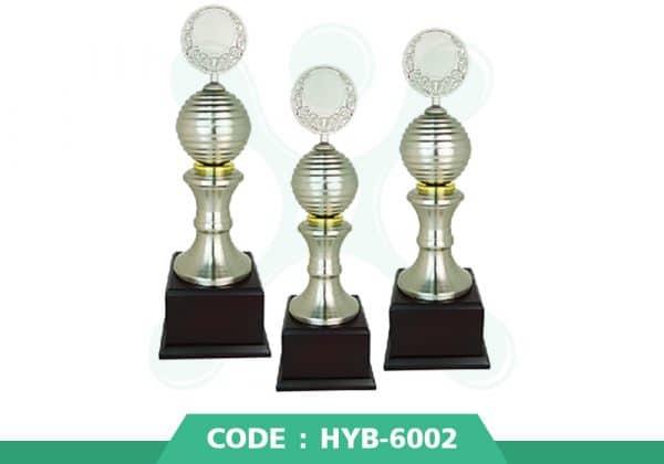 HYB 6002 ปก - รับผลิตเหรียญรางวัล โล่รางวัล ถ้วยรางวัล