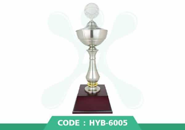 HYB 6005 ปก - รับผลิตเหรียญรางวัล โล่รางวัล ถ้วยรางวัล