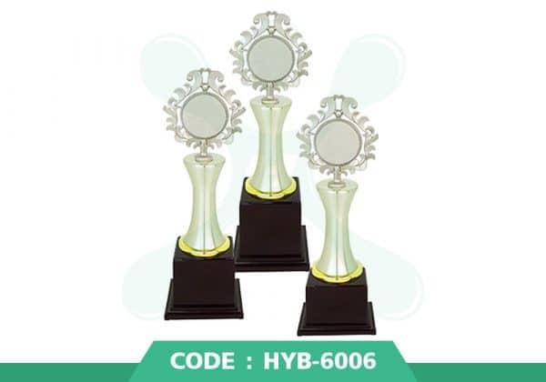 HYB 6006 ปก - รับผลิตเหรียญรางวัล โล่รางวัล ถ้วยรางวัล