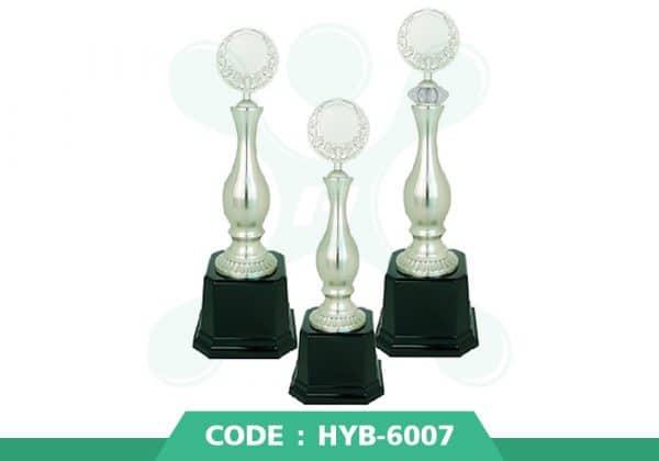 HYB 6007 ปก - รับผลิตเหรียญรางวัล โล่รางวัล ถ้วยรางวัล