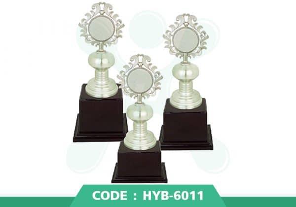 HYB 6011 ปก - รับผลิตเหรียญรางวัล โล่รางวัล ถ้วยรางวัล