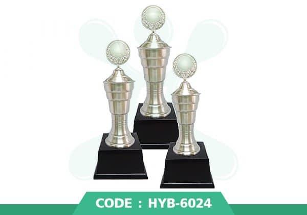 HYB 6024 ปก - รับผลิตเหรียญรางวัล โล่รางวัล ถ้วยรางวัล