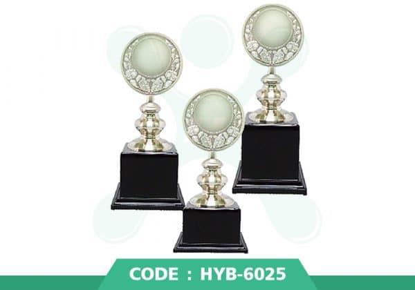 HYB 6025 ปก - รับผลิตเหรียญรางวัล โล่รางวัล ถ้วยรางวัล
