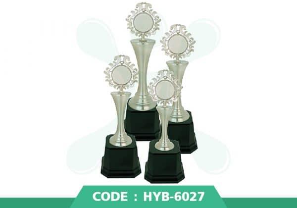 HYB 6027 ปก - รับผลิตเหรียญรางวัล โล่รางวัล ถ้วยรางวัล