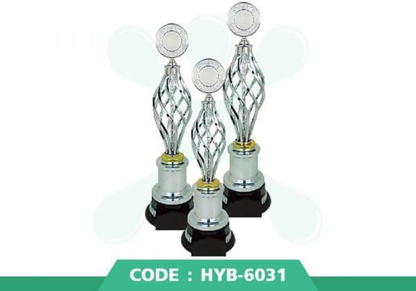 HYB 6031 ปก - รับผลิตเหรียญรางวัล โล่รางวัล ถ้วยรางวัล