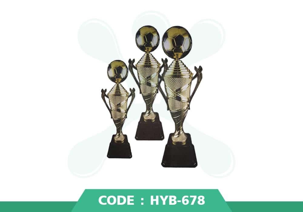 HYB 678 ปก - รับผลิตเหรียญรางวัล โล่รางวัล ถ้วยรางวัล