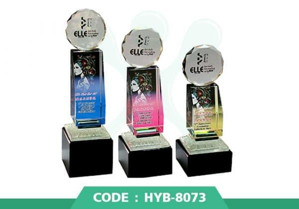 HYB 8073 ปก - รับผลิตเหรียญรางวัล โล่รางวัล ถ้วยรางวัล