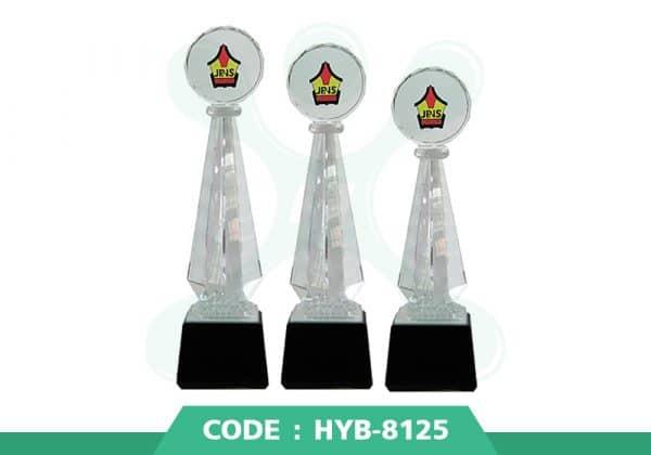HYB 8125 ปก - รับผลิตเหรียญรางวัล โล่รางวัล ถ้วยรางวัล