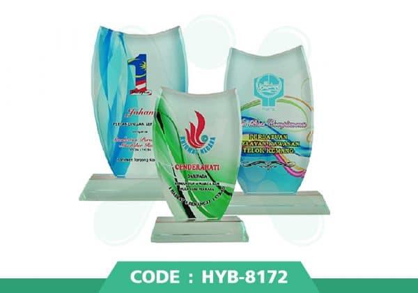 HYB 8172 ปก - รับผลิตเหรียญรางวัล โล่รางวัล ถ้วยรางวัล