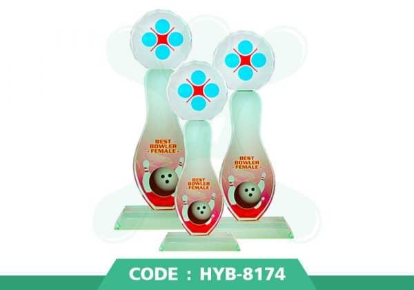 HYB 8174 ปก - รับผลิตเหรียญรางวัล โล่รางวัล ถ้วยรางวัล