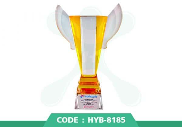 HYB 8185 ปก - รับผลิตเหรียญรางวัล โล่รางวัล ถ้วยรางวัล
