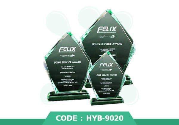 HYB 9020 ปก - รับผลิตเหรียญรางวัล โล่รางวัล ถ้วยรางวัล
