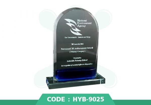 HYB 9025 ปก - รับผลิตเหรียญรางวัล โล่รางวัล ถ้วยรางวัล