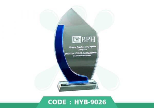 HYB 9026 ปก - รับผลิตเหรียญรางวัล โล่รางวัล ถ้วยรางวัล