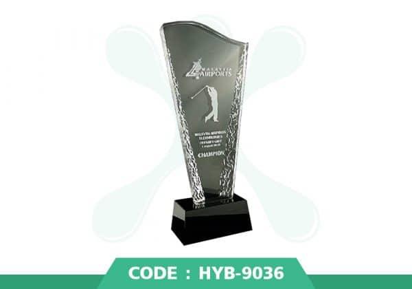 HYB 9036 ปก - รับผลิตเหรียญรางวัล โล่รางวัล ถ้วยรางวัล