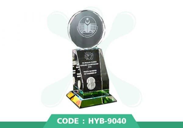 HYB 9040 ปก 1 - รับผลิตเหรียญรางวัล โล่รางวัล ถ้วยรางวัล