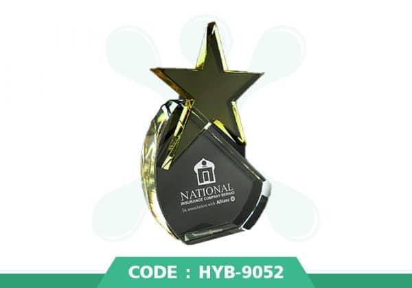 HYB 9052 ปก - รับผลิตเหรียญรางวัล โล่รางวัล ถ้วยรางวัล